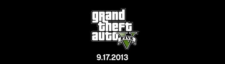 Grand Theft Auto V : Rendez vous le 17 Septembre 2013