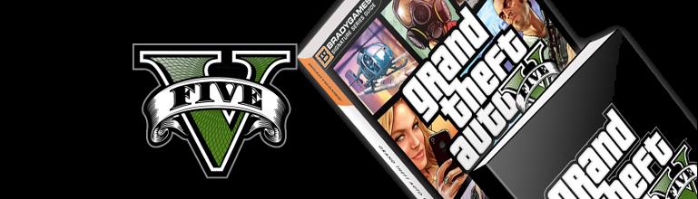 Grand Theft Auto V : Deux guide disponibles