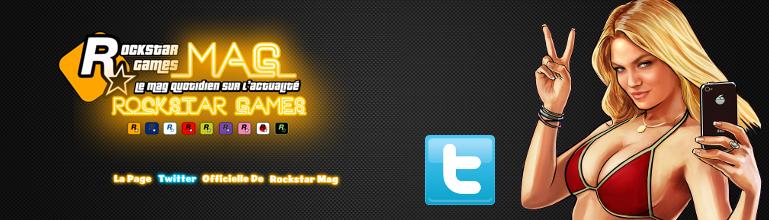 Rockstar Mag' arrive sur Twitter