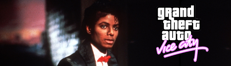 GTA Vice City : Michael Jackson définitivement retiré