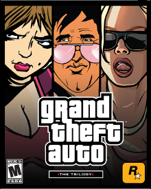 Jaquette GTA Trilogy