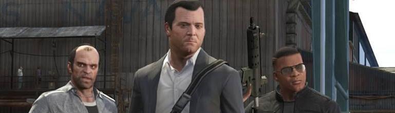 Grand Theft Auto V : Une nouvelle image