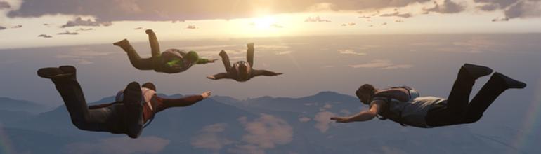Grand Theft Auto V : Nouvelles infos et nouvelles images