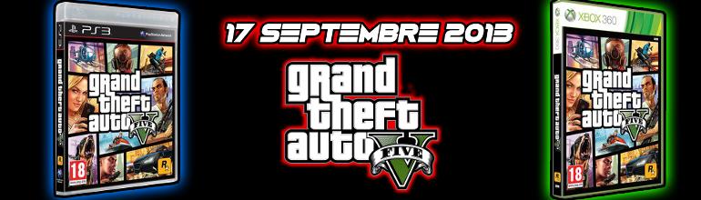 Grand Theft Auto V : Le 17 Septembre ou rien !