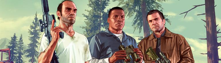 Un pack PlayStation 4 – Grand Theft Auto V listé sur Amazon