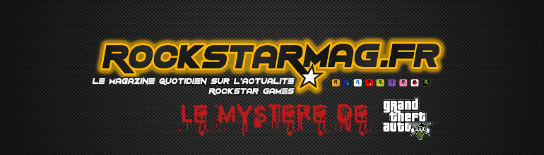 Le Mystère de Grand Theft Auto V par Rockstar Mag