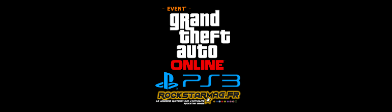 Septième Soirée PlayStation 3 sur GTA Online