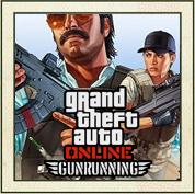 DLC Gunrunning
