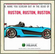 DLC Hijak Ruston
