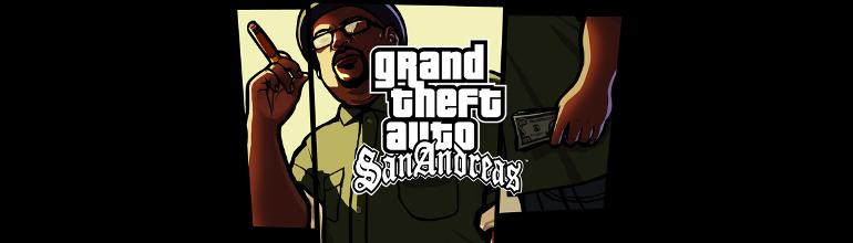 GTA San Andreas est disponible en précommande sur PS3