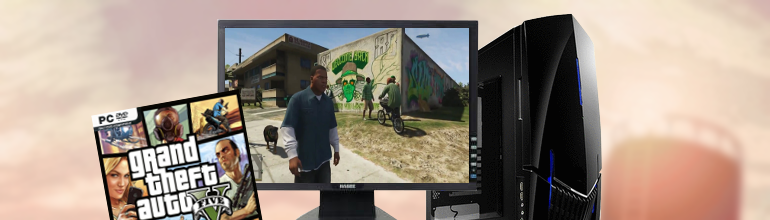 Grand Theft Auto V en phase test sur Steam