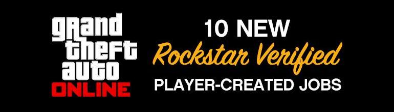 Découvrez les 10 nouvelles activités validées par Rockstar