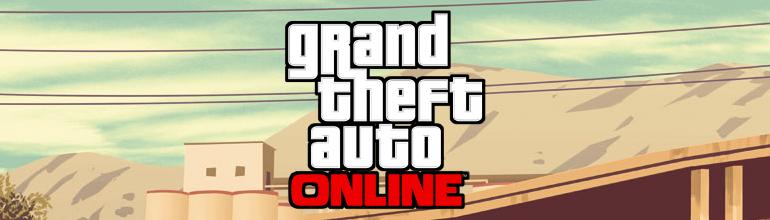 Grand Theft Auto Online nominé aux Golden Joystick Awards 2014