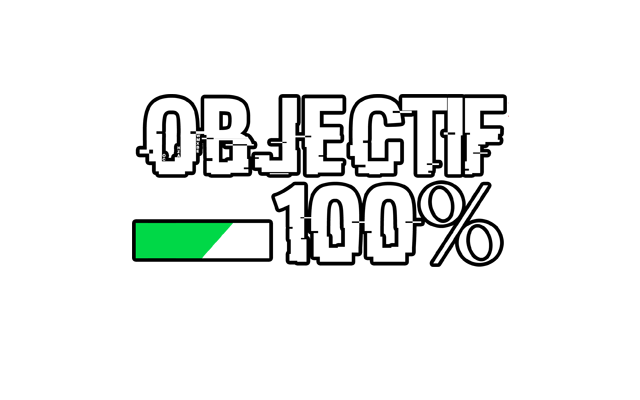 Logo Objectif 100%