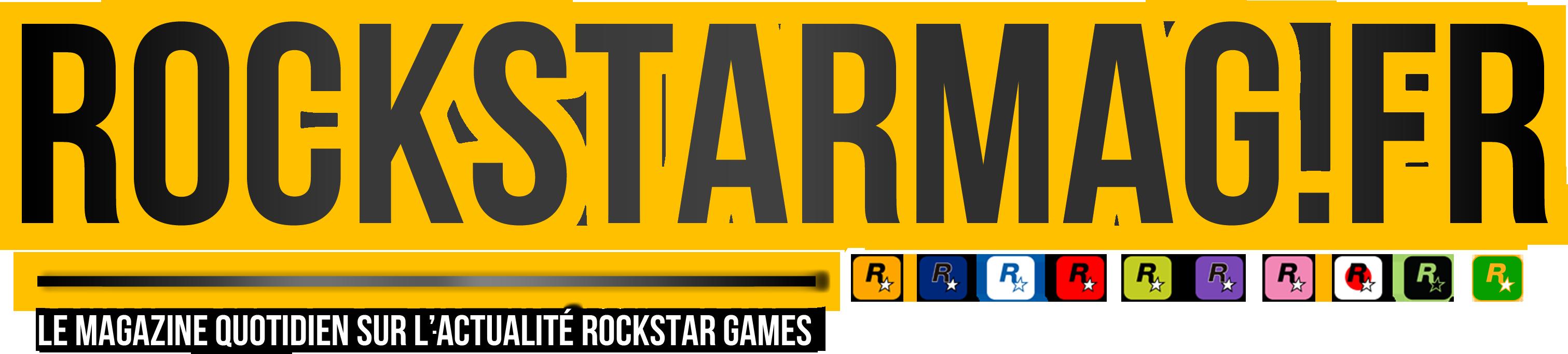 Logo Rockstar Mag' (2017)