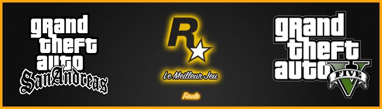 Tournois «Le Meilleur Jeu Rockstar Games» : C'est la Finale !