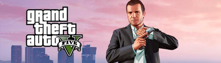 Découvrez 5 nouveaux artworks de Grand Theft Auto V !