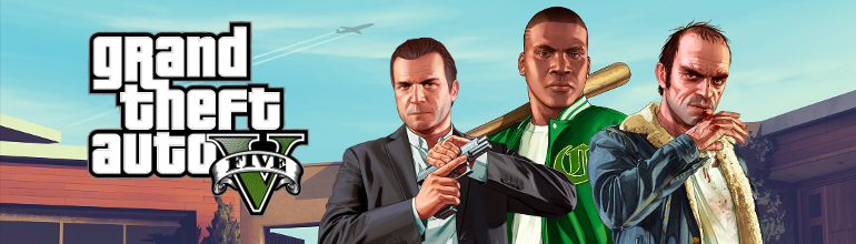 [Concours] Tentez de gagner Grand Theft Auto V sur PS4 et Xbox One