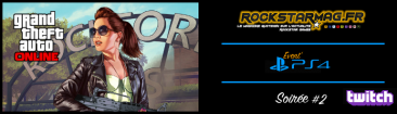 [MAJ] Soirée PlayStation 4 #2 sur Rockstar Mag