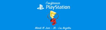 E3 2015 – Résumé de la Conférence Sony