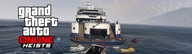 GTA Online – Le braquage «Capital de Départ» doublé jusqu'au 2 août