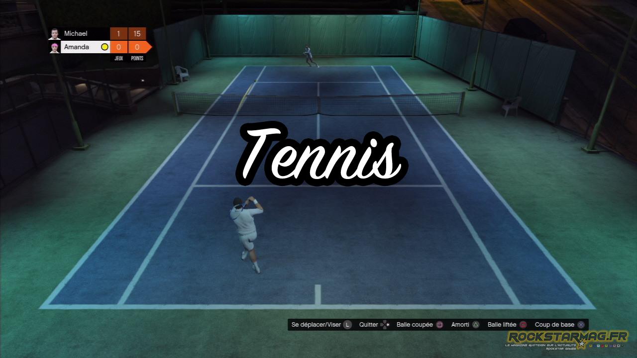 Hobbies et Passe-Temps Tennis