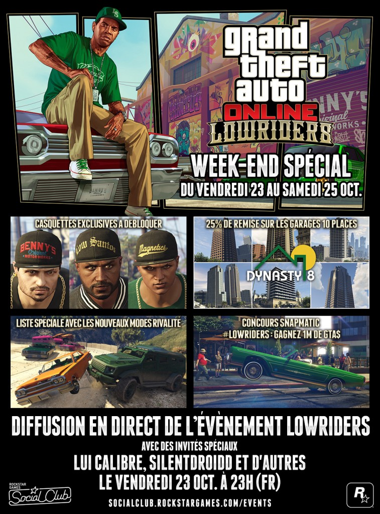 weekend Lowriders