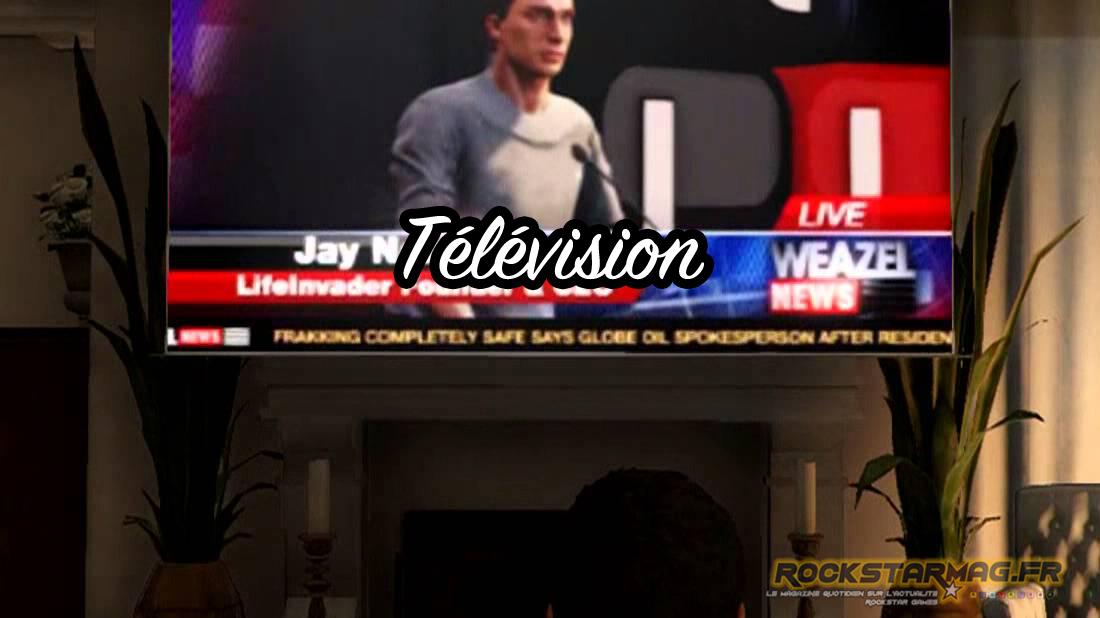 Télévision-gta-5