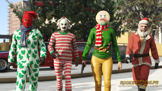 surprise festive 2015