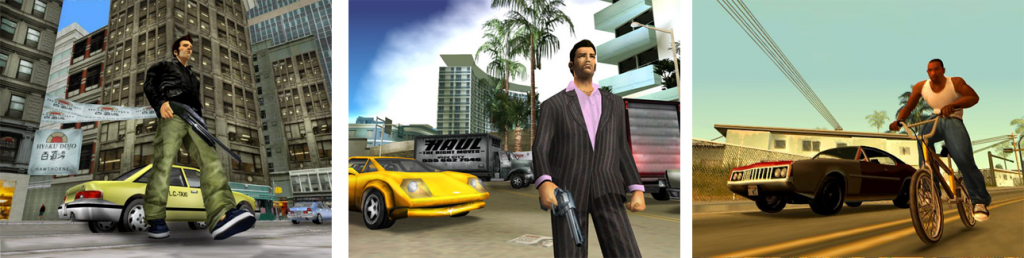 GTA sur PS4