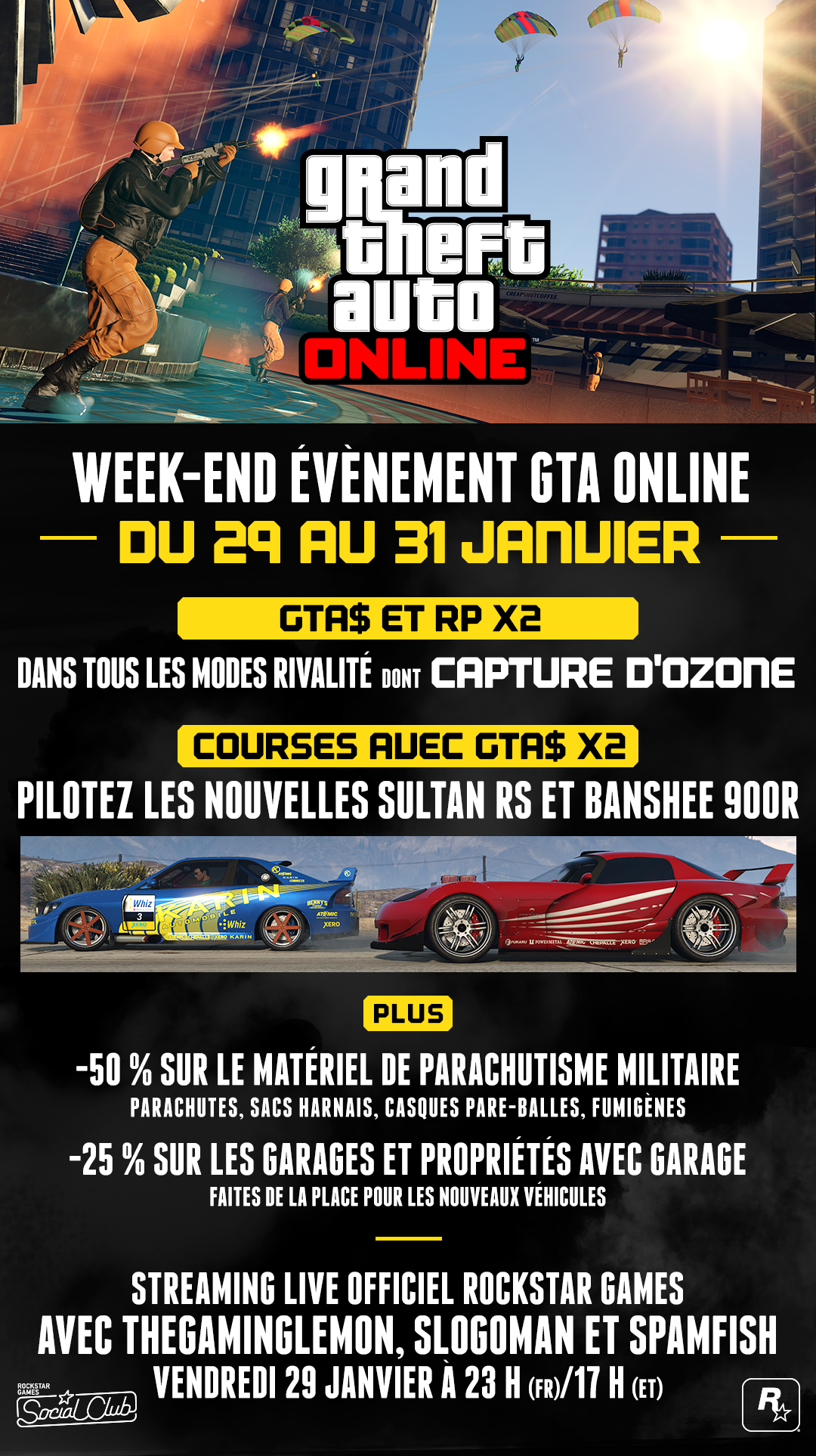 week-end double