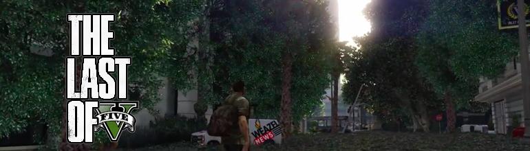 GTA V en mode The Last of Us