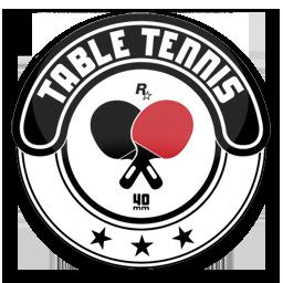Logo Table Tennis