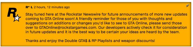 futur-maj GTA Online