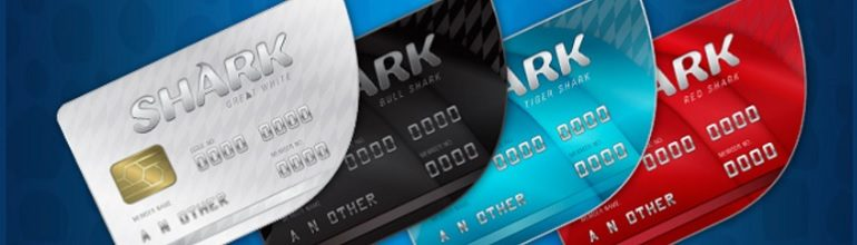 Bonus de GTA$ pour l'achat de Shark Cards cette semaine