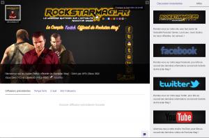 Rockstar Mag' Twitch