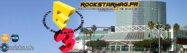 Rockstar Mag en direct de Los Angeles pour l'E3 2016