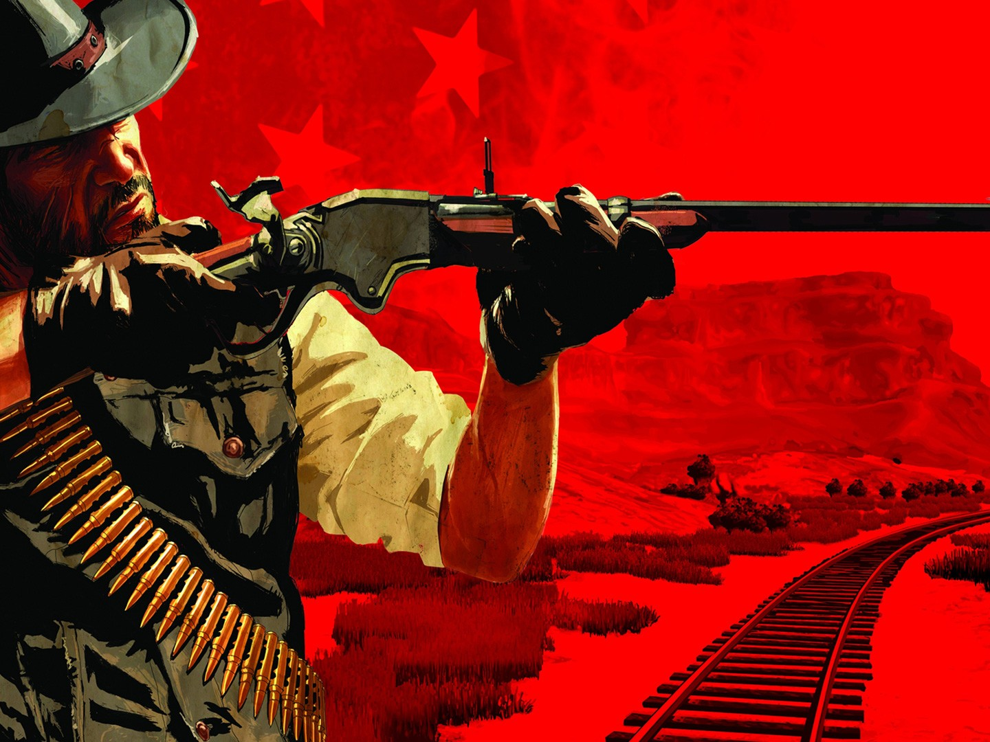 Red Dead Redemption 2 : Des artworks fuite avant l'E3 ?