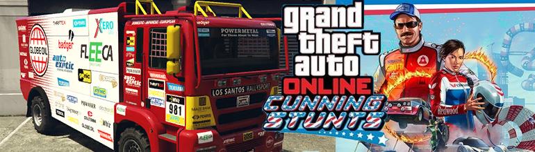 Leak : Courses de camions et d'autres véhicules en approche dans GTA Online