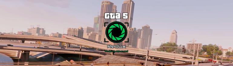 GTA V – Le mod Redux se trouve une date de sortie