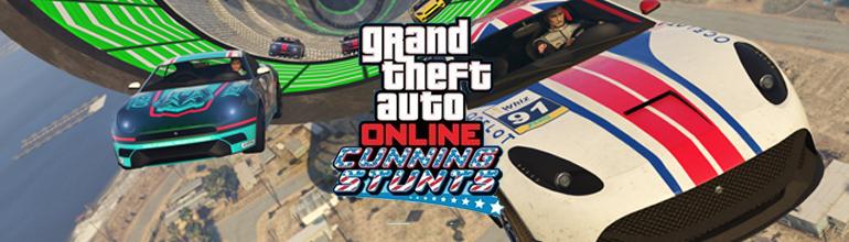 GTA Online : Nouvelles courses et nouveaux véhicules Casse-Cou !