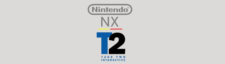 Le PDG de Take Two Interactive excité par la Nintendo NX