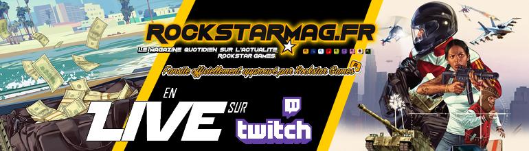 Soirée sur GTA Online en Live Twitch ce soir avec le Staff XBOX One !