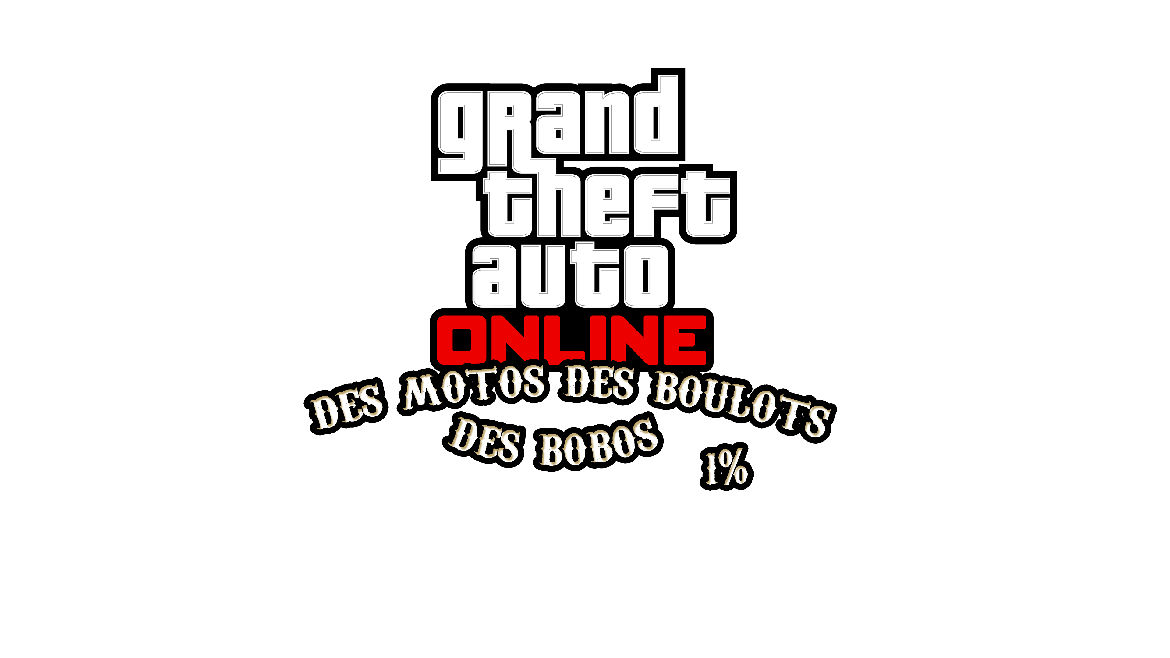 GTA Online Motos, Boulots, Bobos
