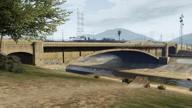 Mystère GTA V Canal Evacuation