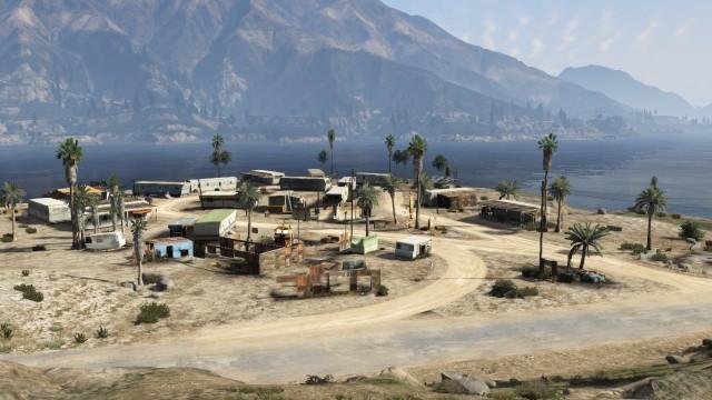 Mystère GTA V Stab City