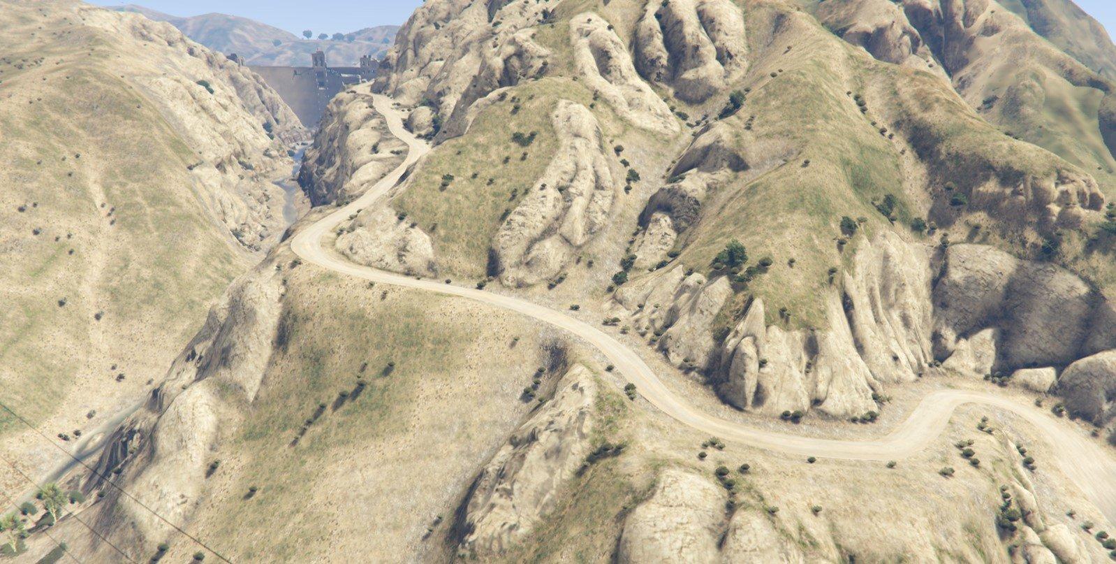 Mystère GTA V Tataviam Mountains