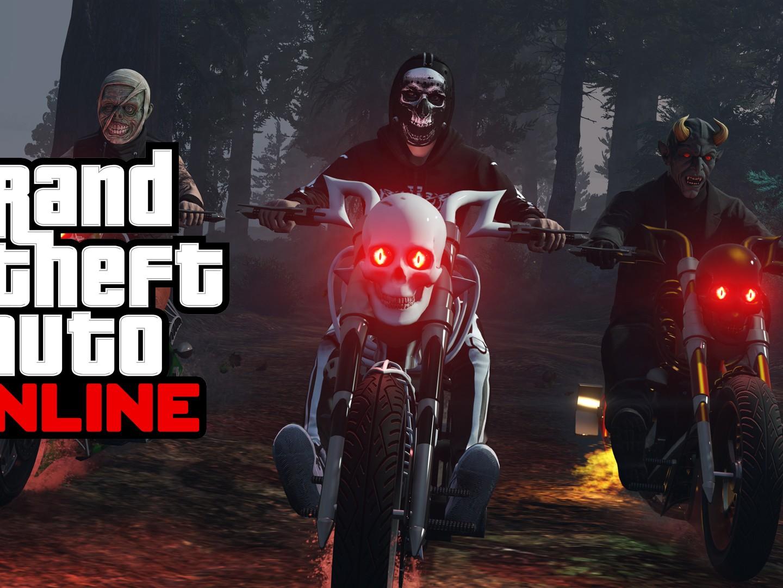 GTA Online Mise à Jour Halloween