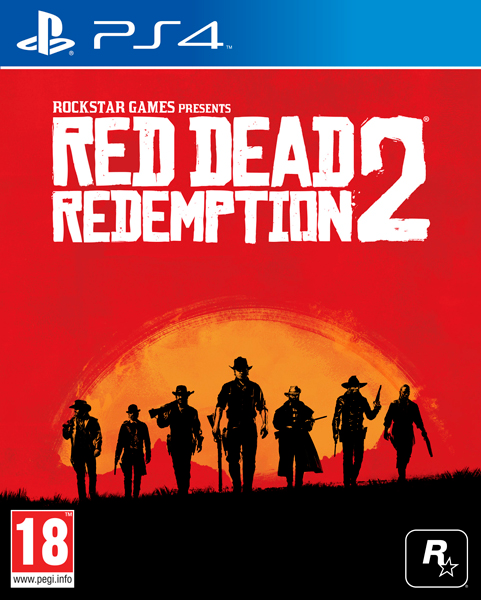 Red Dead Redemption 2 - PS4 - Amazon