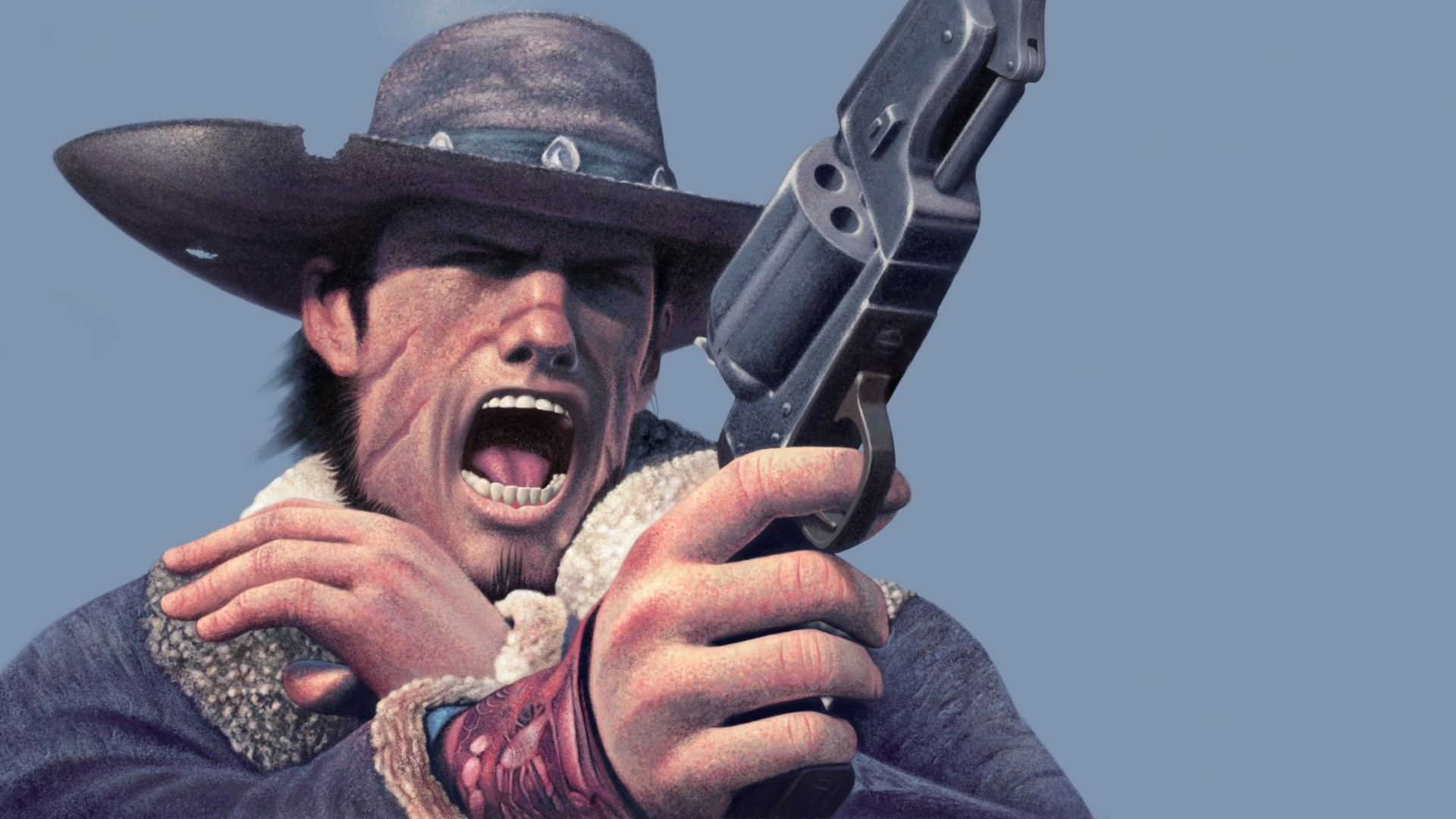 Red Dead Revolver arrive sur PS4